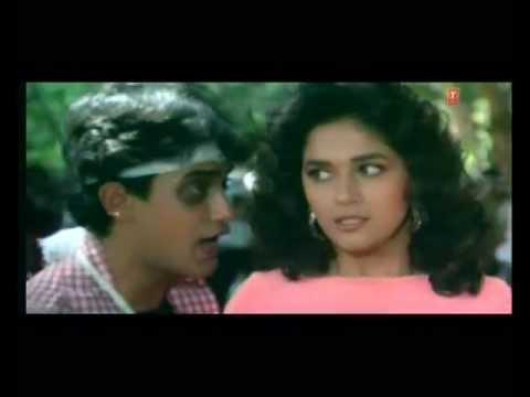Khambe Jaisi Khadi Hai Full Song | Dil | Aamir Khan Madhuri...