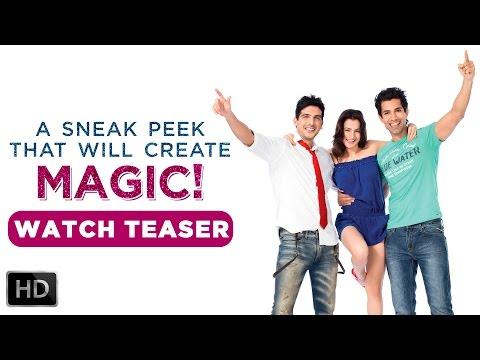 Desi Magic - Teaser |  Ameesha Patel, Zayed Khan, Sahil Shroff video