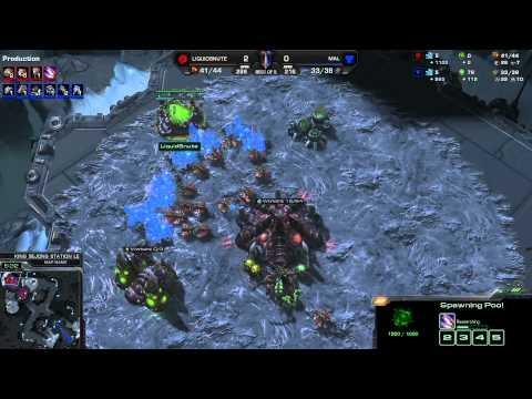 IEM Toronto - TvZ Flash vs Snute g3 - Starcraft 2 HD 1080p/60fps polski komentarz