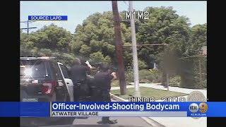 Police Release Bodycam Video Of Fatal Shooting In Atwater Village