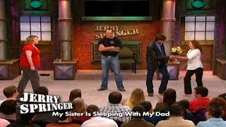 Download My Sister Is Dating My Father! (The Jerry Springer Show) 3Gp Mp4