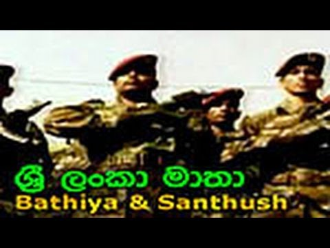 Sri Lanka Matha (bathiya & Santhush) Www.lankachannel.lk video