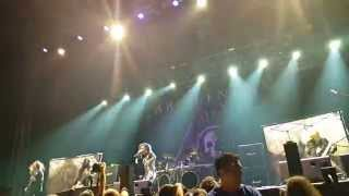 Arch Enemy  - Yesterday is Dead and Gone ( Live in İSTANBUL ) Headbanger