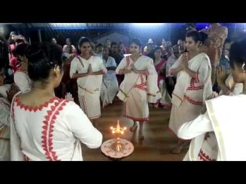 Margamkali Dance video