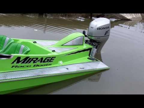 Mirage Race Boat 4