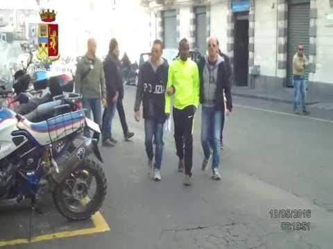 """Video arrestati operazione """"Somalia Express"""""""