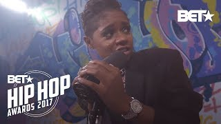 Bre-Z Instabooth Freestyle | BET Hip Hop Awards 2017