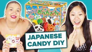 People Make DIY Japanese Candy