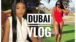 VLOG - MY TRIP TO DUBAI | Beauty With Vee ♡