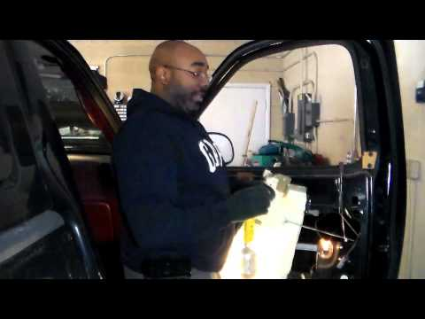 F-150 Doorlock Actuator & Antenna Change