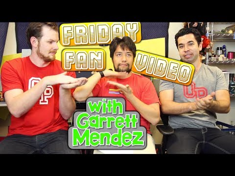 South Park Mpgis, The Trisha Battle & Garrett Mendez! video