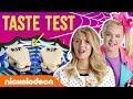 Youtube Thumbnail JoJo Siwa & Lexi DiBenedetto's Trick Or Treat 🍬 Halloween Taste Test | Nick