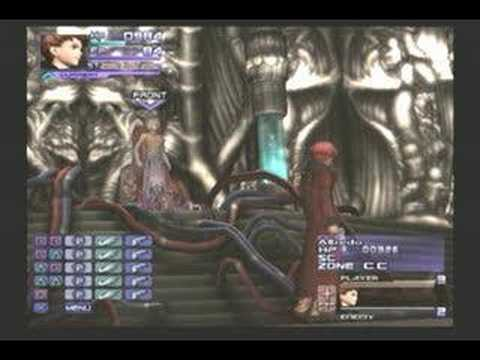 Xenosaga II (PS2) Final Battle