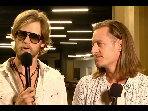 Florida Georgia Line Rehearsal Interview at 2016 CMT Music Awards