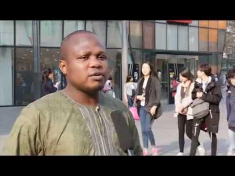 Nigeria Students In Beijing, Buhari President-elect Victory