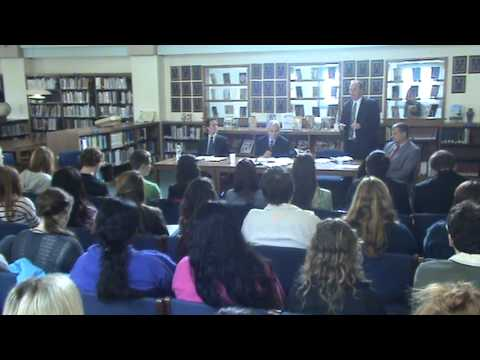 Harwich High School Civil Liberties Forum 2013