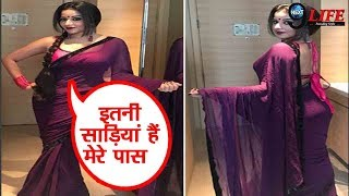 Check Out! Bhojpuri Actress Monalisa's Saari Collection || Next9life