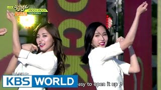 TWICE (트와이스) - Cheer Up / TT / Knock Knock [Music Bank Special Stage / 2017.05.19]