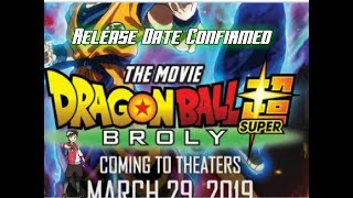 Dragonball Super :- Broly Movie Release Date in India Confirmed.