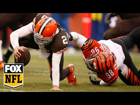 Johnny Manziel's First NFL Start Was Terrible - FOX NFL Sunday Breaks It Down