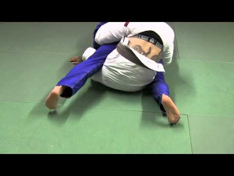Daily BJJ: High-Mount Escape Image 1