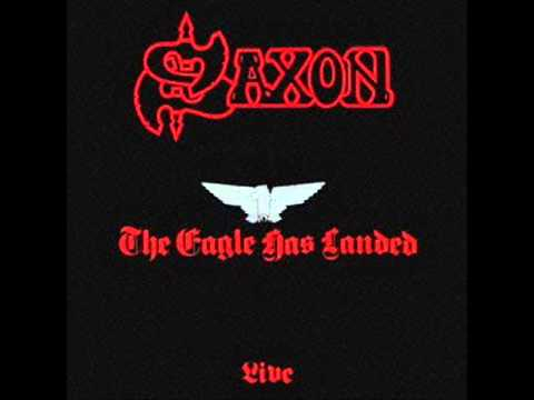 Saxon - 747 Strangers In The Night (Live)