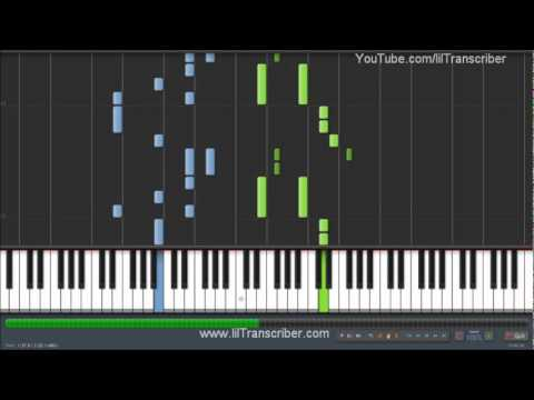 Maroon 5 - Moves Like Jagger (Piano Cover) by LittleTranscriber Music Videos
