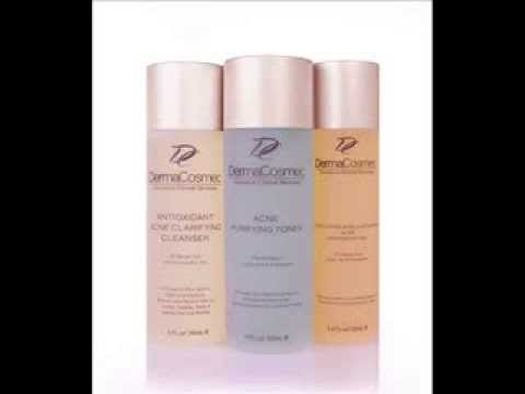 DermaCosmec 3 Step Acne Treatment System