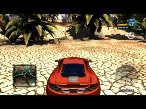 Test Drive Unlimited 2 - The best savegame with all cars (Casino. Club. DLC and wrecked) (PC)