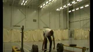 Power Clean and Power Jerk 120 Kg