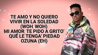 Download lagu Ozuna - Amor Genuino (Letra) 4K