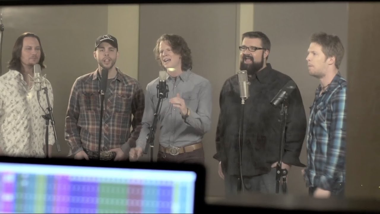 avicii - wake me up -  home free a cappella cover