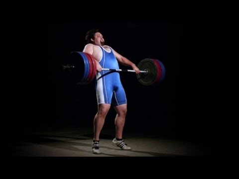 Olympic Coaching Tips: Clean and Jerk in Slo Mo Image 1