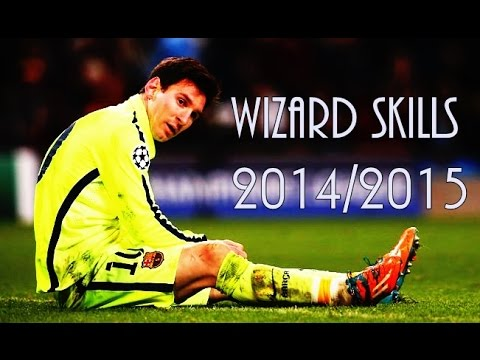 Lionel Messi ● Wizard Skills 2014/2015 ||HD||