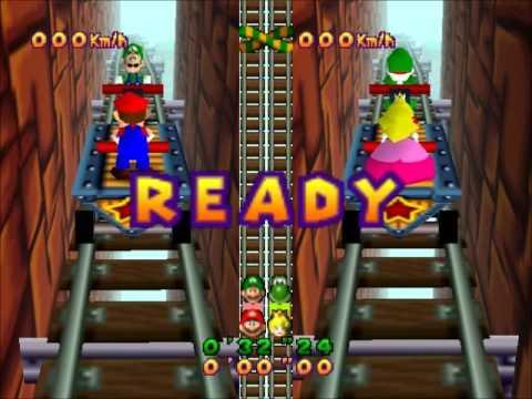 mini juegos mario party 2