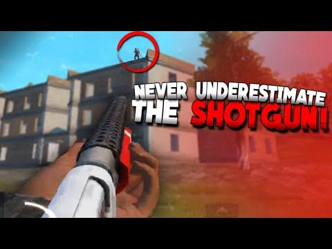 IF YOU LIKE SHOTGUNS WATCH THIS! | Pubg Mobile
