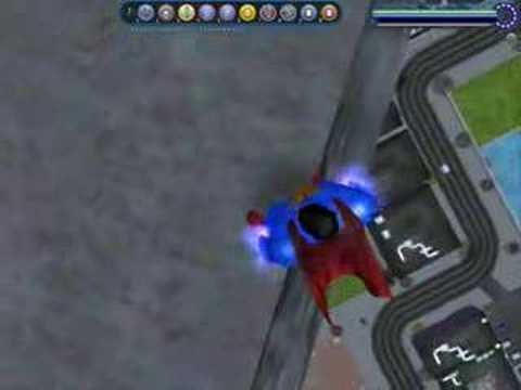 Superman Returns In City Of Heroes