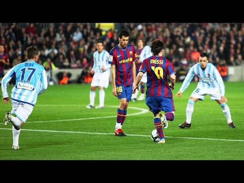 Lionel Messi ● 10 Deadliest Turns & Change of Directions Ever   HD  