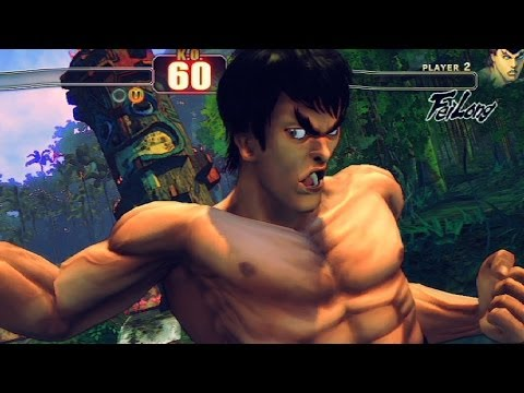 Top 10 Video Game Characters Based On Bruce Lee video