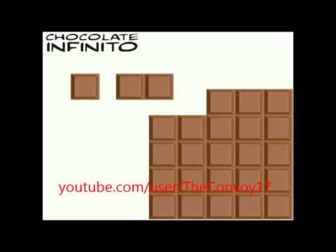 O segredo do chocolate infinito