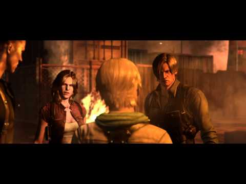 Resident Evil 6 E3 2012 Trailer