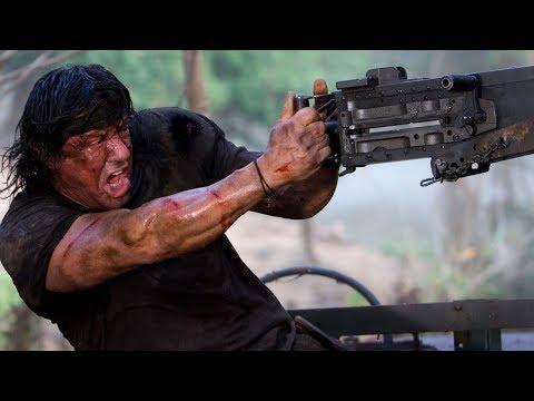 Rambo 4. Daniel Craig. Pierce Brosnan.Sylvester Stallone. Angelina Jolie.Jeremy Renner. HD.