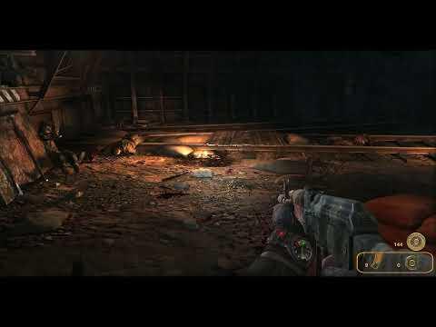 Metro 2033 - Let´s play/walkthrough #6 HD 1080p (efecto cinematografico)