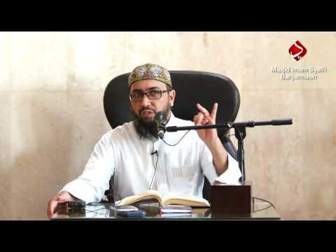 Ustadz Azhar Khalid Bin Seff -Tidak Ada Kata