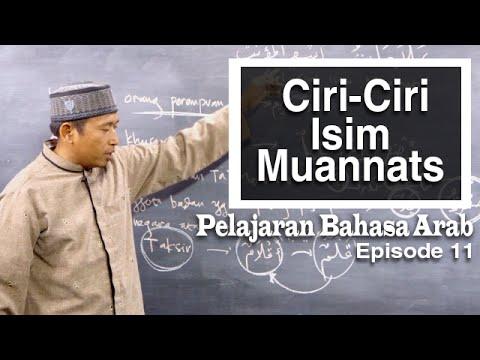 Serial Pelajaran Bahasa Arab (11): Ciri- Ciri Isim Muannats - Ustadz Hamdan Hambali
