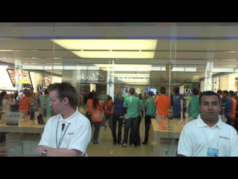 Apple Store Opening - Churchill Square, Brighton, UK