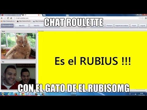 CHATROULETTE cON EL RUBIUS ???