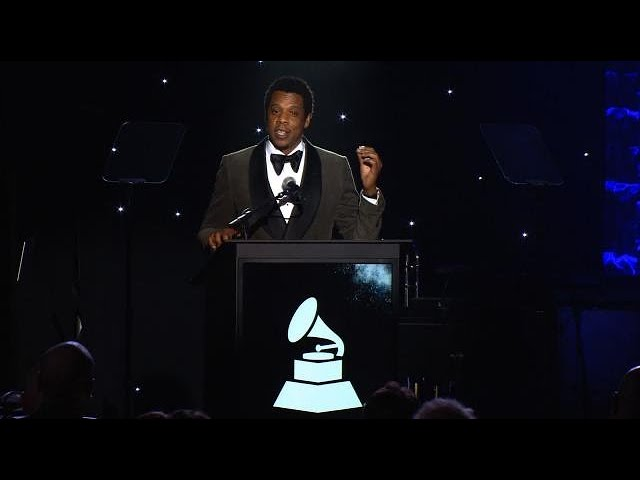 Music industry hails Jay-Z before Grammys
