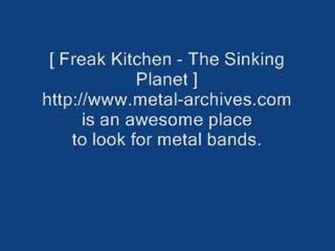 Freak Kitchen - The Sinking Planet