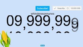 Whindersson Nunes CHEGANDO A 10 MILHÕES DE INSCRITOS !!